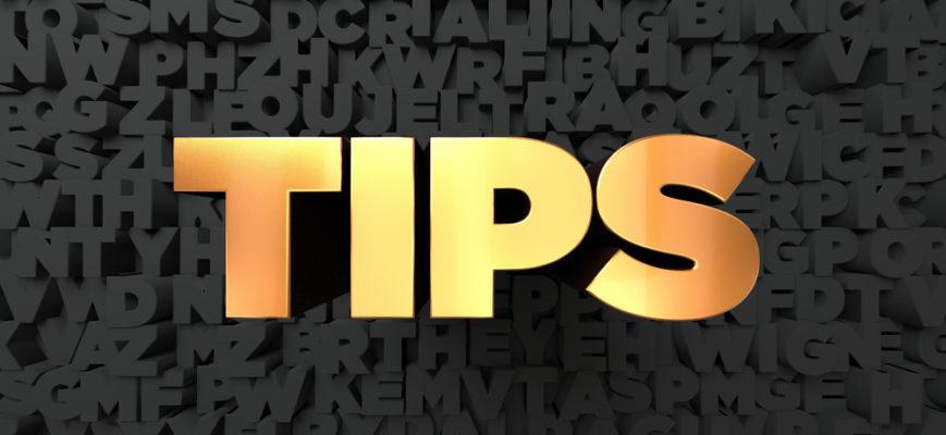 tips solliciatie
