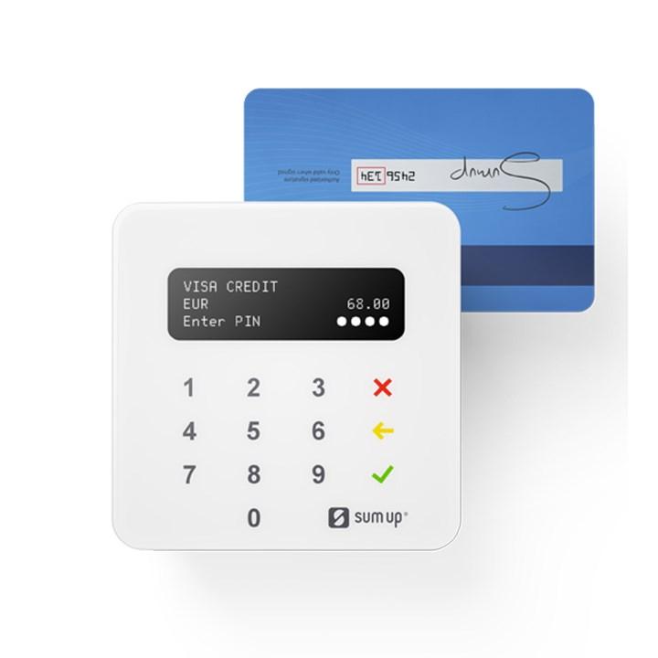 SumUp Air Bluetooth Card Reader Contactless POS Terminal