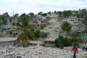 The 2010 Haiti earthquake