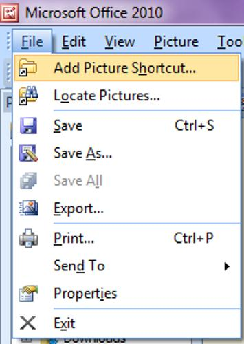 HOW TO ROTATE OR FLIP A PICTURE USING MICROSOFT PICTURE MANAGER