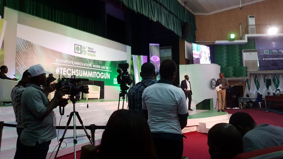 Ogun State organised a tech summit that addressed digital innovation