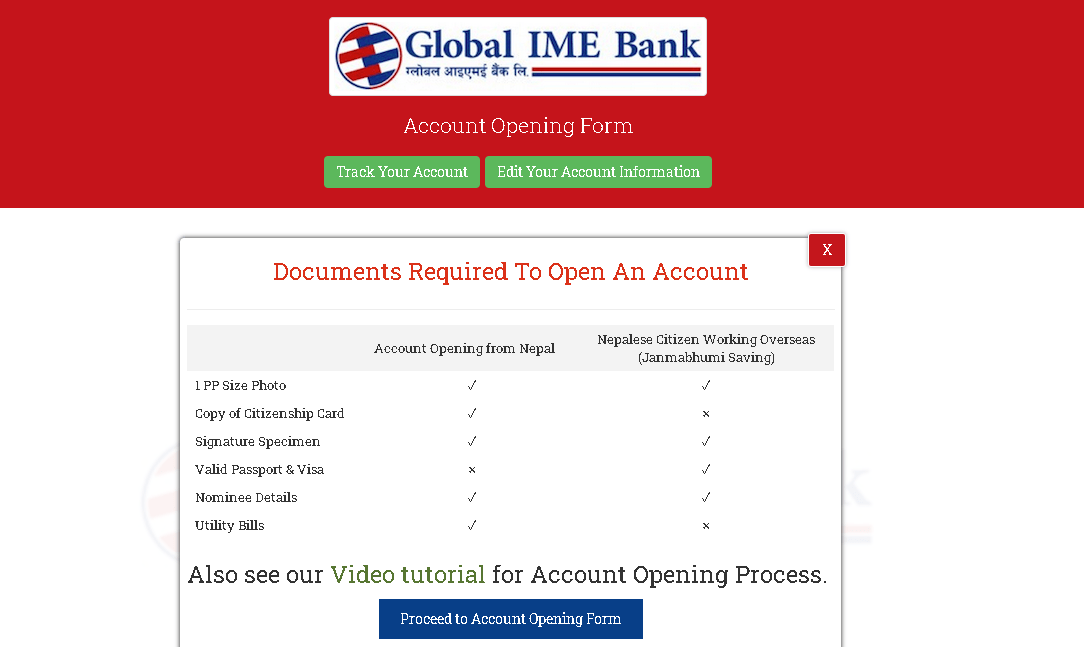 How To Open A Global Ime Bank Account Online In 3 Easy Steps Ict Byte