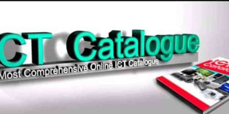 ICT Catalogue