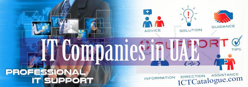IT Companies In United Arab Emirates