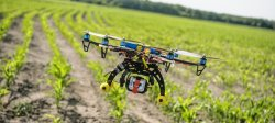 Drone Technology To Be Used for farming in Ghana