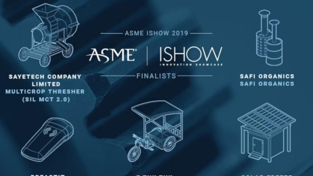8 African Hardware Startups To Pitch At ASME iSHOW 2019
