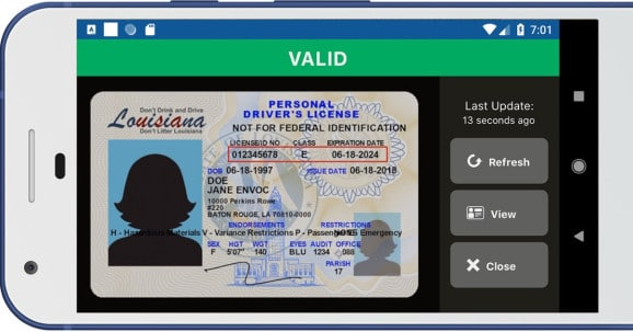 Google To Bring Electronic IDs To Android