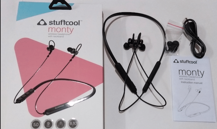 Stuffcool Monty Wireless Earphones Review