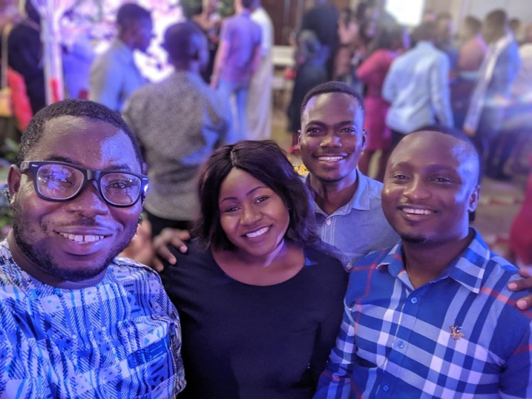 Ghana's Biggest Tech Blogger At Mfidie Graduates As Software Entrepreneur From MEST