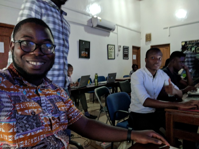 How An Accountant Became A Tech Blogger In Ghana