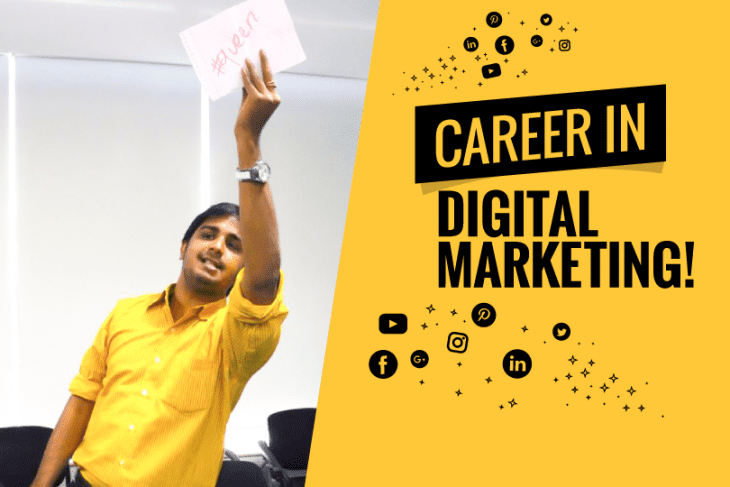 Digital Marketers Wanted For Job Placement