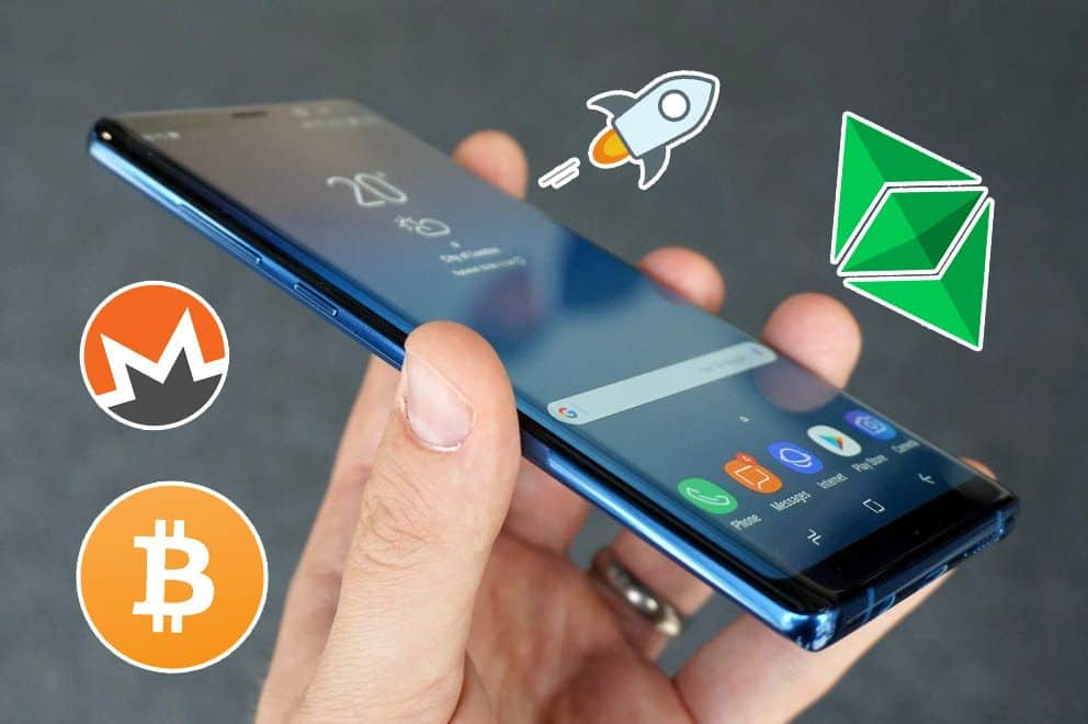 Samsung Galaxy S10 Users Can Now Access Tron DApps