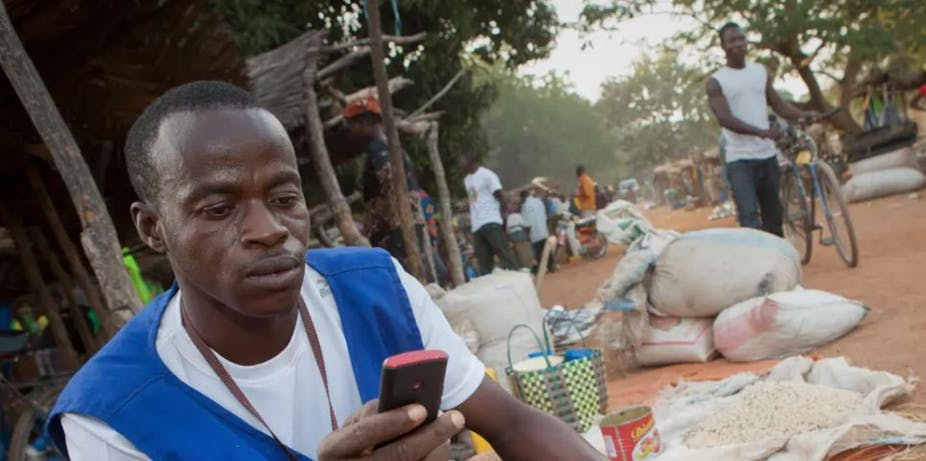 How Digital Technology Is Changing Farming in Africa