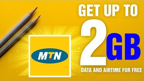 MTN Ghana Dashes 2GB As Compensation To Its Customers