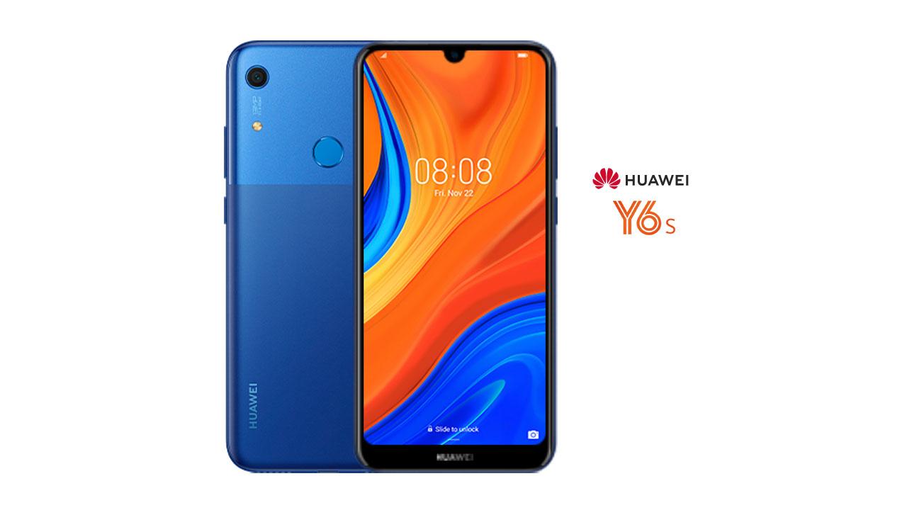 Huawei Y6s Hitting Africa Market Soon