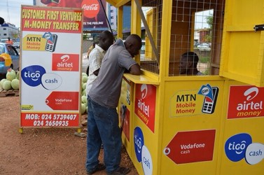 Introduction Of Mobile Money In Ghana