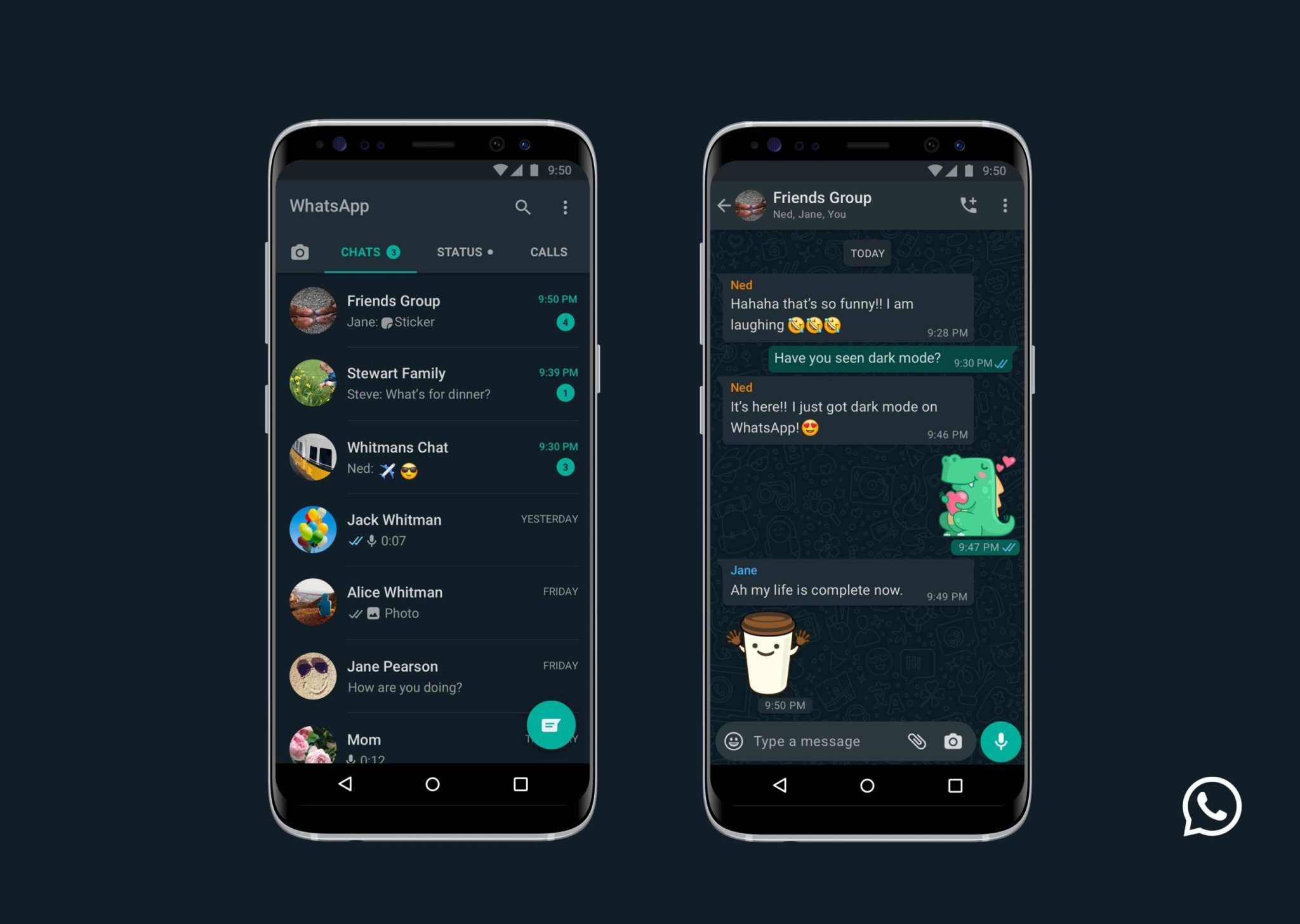 Dark Mode Now Available For iPhone And Android