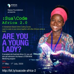 Nsesa Launches SuaCode Africa 2.0