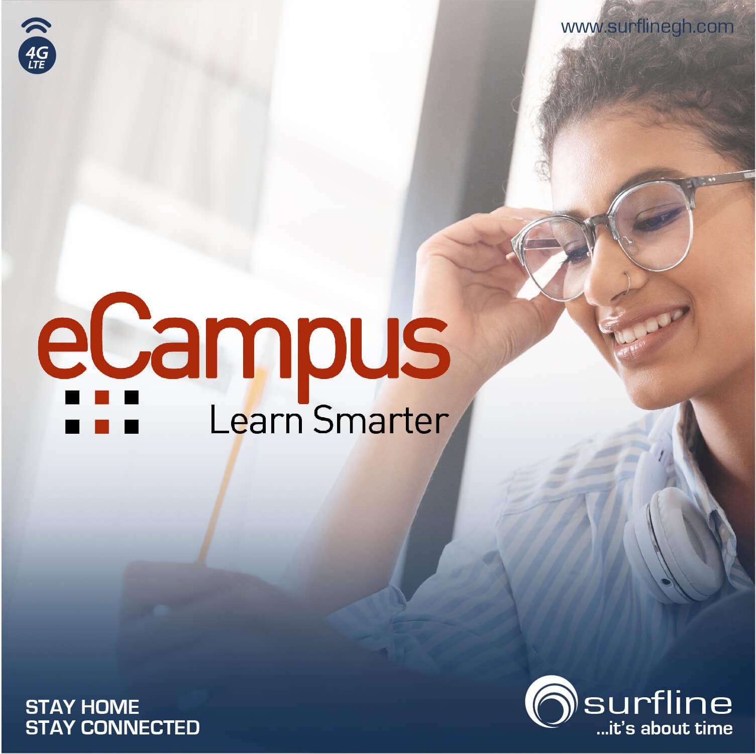 Surfline Partners eCampus To Offer Free Online Learning Platform