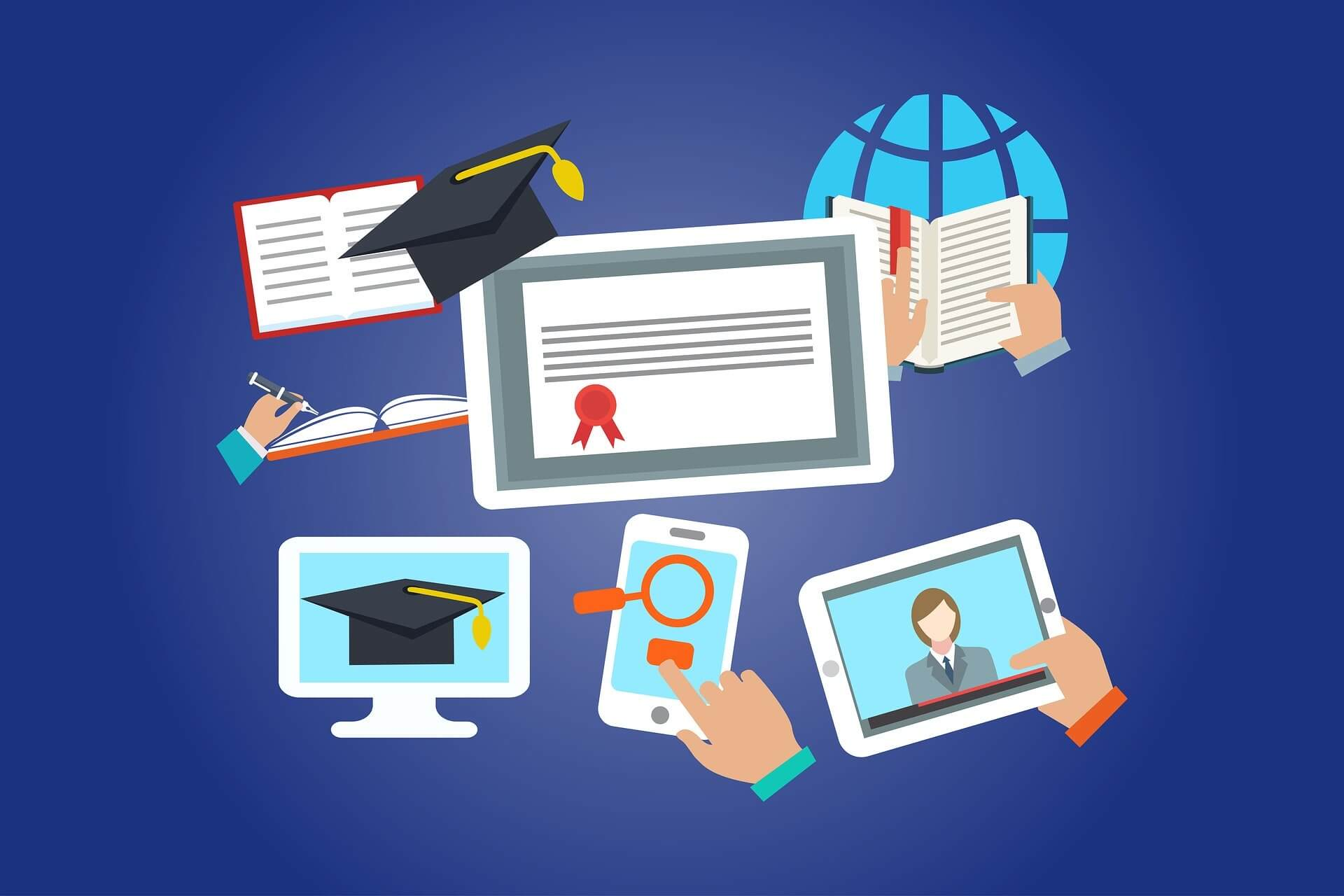 How To Access UPSA Virtual Online Learning Platform