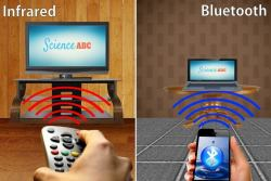 Bluetooth And Infared Technology