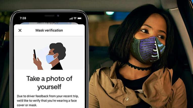 Uber Mask Verification