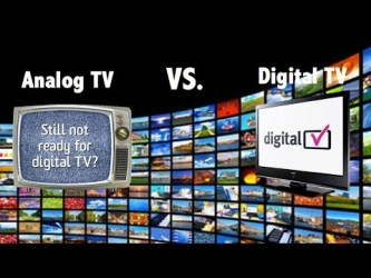 Why Is Digital Tv Better Than Analog Tv
