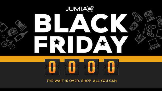 Jumia Ghana Black Friday 2020 Deals