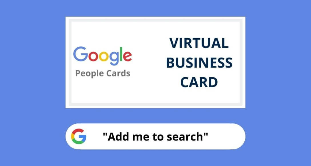 How To Create Google People Card And Add Yourself To Google Search