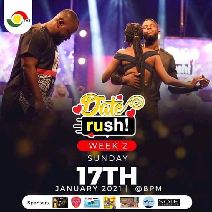 How To Livestream TV3 Date Rush (Week 2) In Ghana