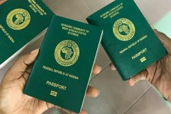Apply for Nigerian passport online