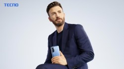 Tecno Unveils Actor Chris Evans (Captain America) As Its Global Brand Ambassador