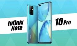 Infinix Note 10 Pro Price in Ghana
