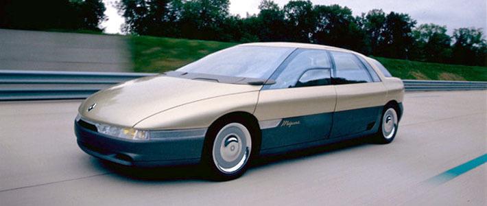 1988 model renault megane concept
