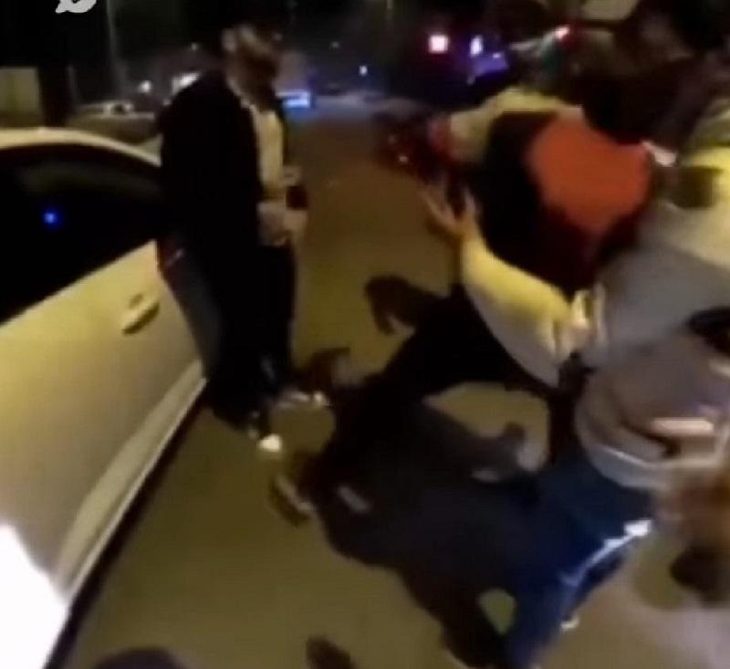 motorcu terörü şiddeti