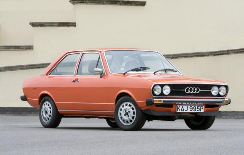 1973 model Audi 80