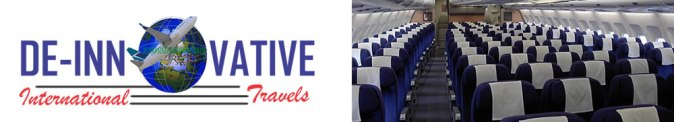 DE- Innovative International Travels and Tour Ltd, Lagos, Nigeria