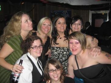 11-2008 FIRST awards banquet