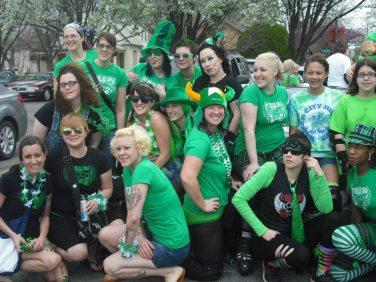 3-17-12 St Patty's parade