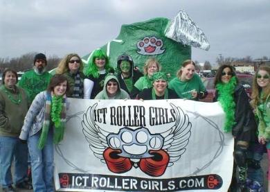 3-2008 St Patty's Parade
