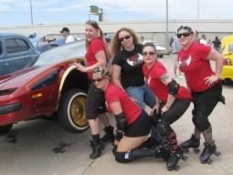 4-20-08 Car show