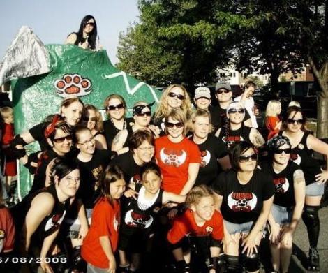 6-08-08 Riverfest Parade