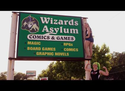 Wizards Asylum Sponsor