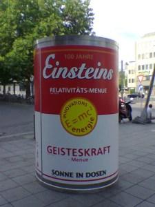 Einstein-Suppe