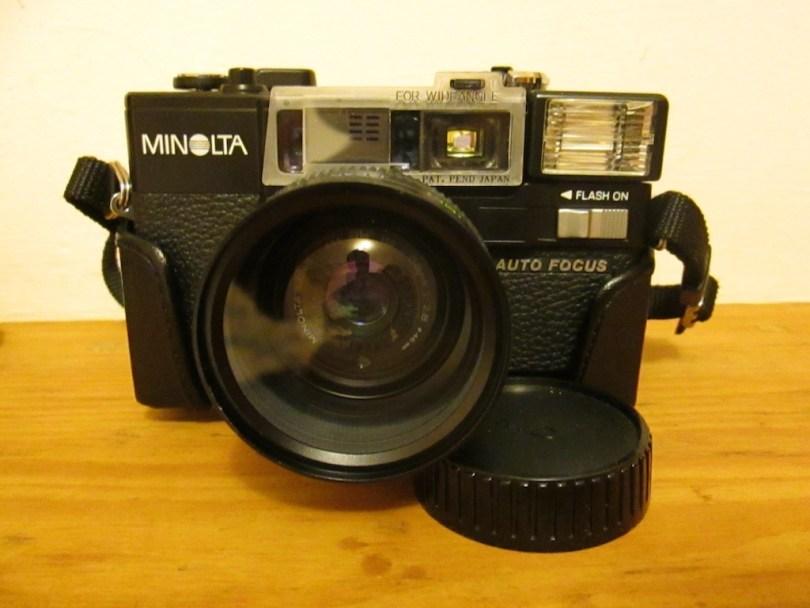 AF2 with Tele Lens Converter