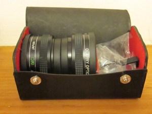 AF 2 Tele and Wide Lenses
