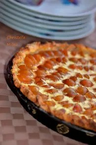 Tarte aux mirabelles & pain d'épices : Etape 5