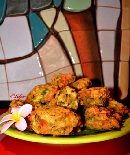 Mofo Anana (beignets de cresson)