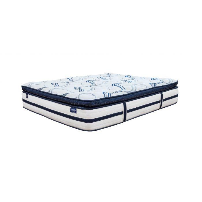 comfort bedding ibed pillow top luxury mattress queen