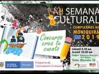 SEMANA DE LA CULTURA 2019